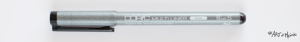 Copic Multiliner Black Ink